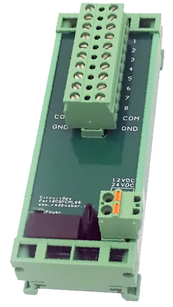 CircuitSpy80 - Fixed Comms Module