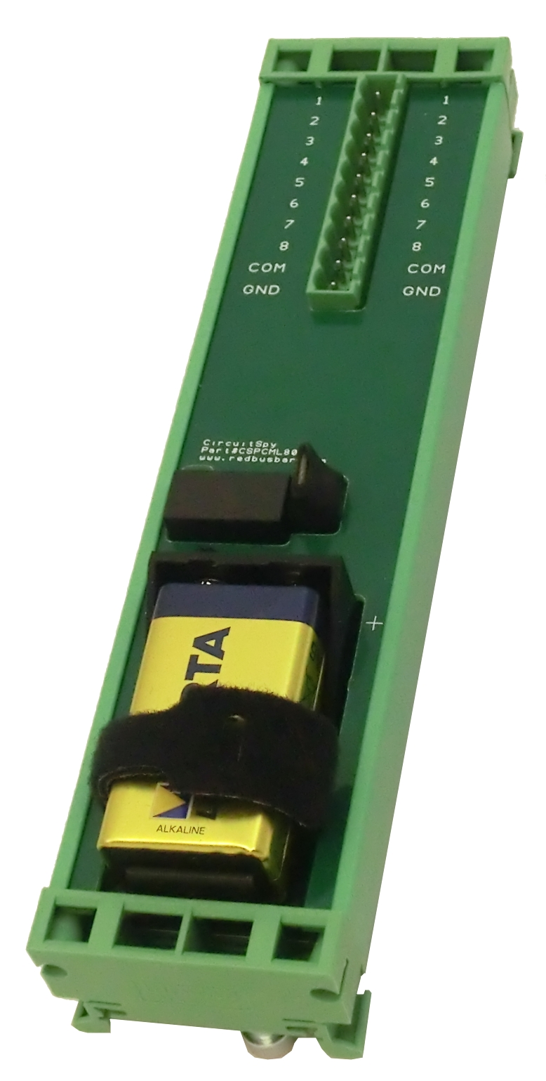 CircuitSpy80 - Portable Comms Module
