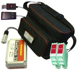 SwitChek33 Portable Installation Kit